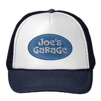 Retro Greese Monkey Trucker Hat