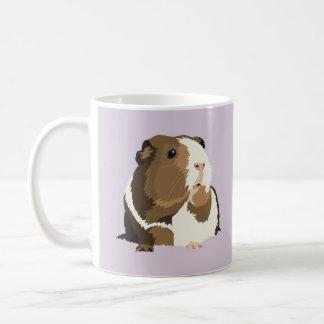 Retro Guinea Pig 'Betty' Mug