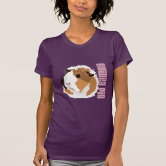 Retro Guinea Pig 'Elsie' Women's T-Shirt
