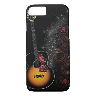 Retro Guitar iPhone 8/7 Case