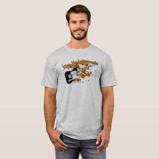 Retro Guitar T-Shirt