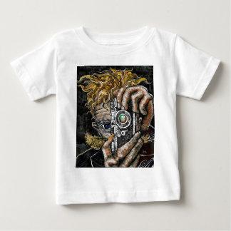 Retro Hipster Selfie Baby T-Shirt
