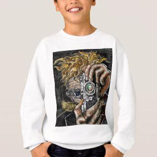 Retro Hipster Selfie Sweatshirt