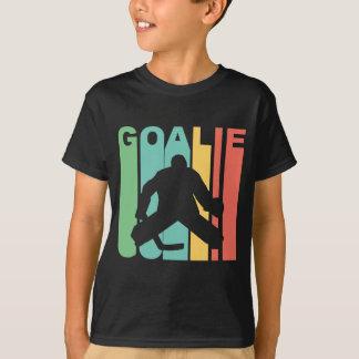 Retro Hockey Goalie T-Shirt