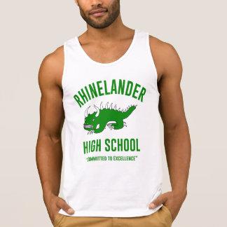 Retro Hodag - Rhinelander High School