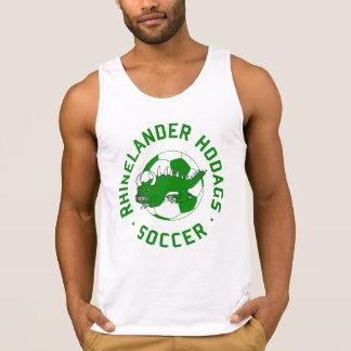 Retro Hodag - Rhinelander Hodags Soccer Tank