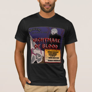 Retro Horror Movie T-Shirt