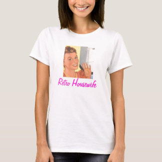 Retro Housewife T-Shirt