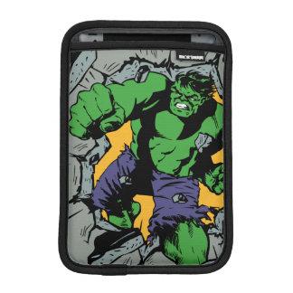 Retro Hulk Smash! iPad Mini Sleeve