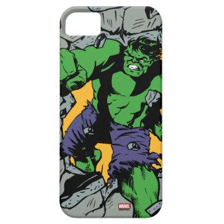 Retro Hulk Smash! iPhone 5 Case