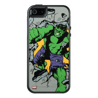 Retro Hulk Smash! OtterBox iPhone 5/5s/SE Case