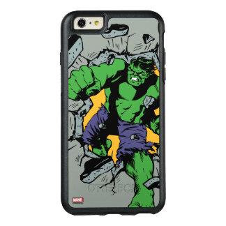 Retro Hulk Smash! OtterBox iPhone 6/6s Plus Case