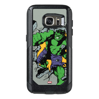 Retro Hulk Smash! OtterBox Samsung Galaxy S7 Case