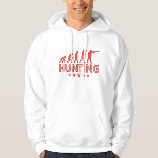 Retro Hunting Evolution Hoodie