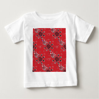Retro in Red Baby T-Shirt