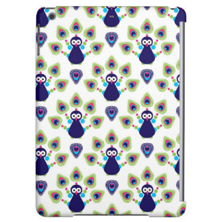 retro india exotic peacock cover for iPad air