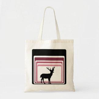 Retro Inspired Deer Me Tote