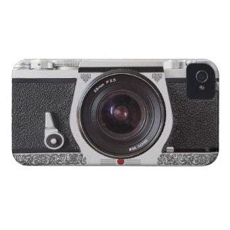 Rétro iPhone 4/4S de FX de rouleau d'appareil-phot Coque Case-Mate iPhone 4