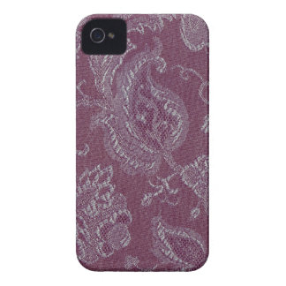 Rétro iPhone floral vintage 4 de Coque-Compagnon d Coques iPhone 4 Case-Mate
