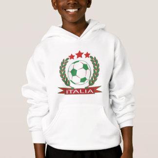 Retro Italian soccer design