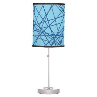 Retro Jazzy Lamp! Desk Lamp