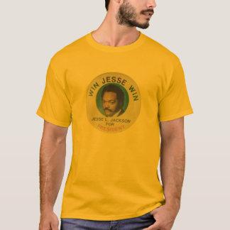 Retro Jesse Jackson for President basic T-shirt
