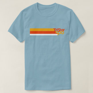 Retro Jet-Age Tri-Star 500 T-Shirt