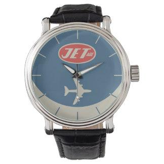Retro Jet-Age Watch