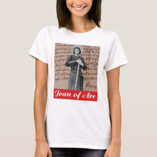 Retro Joan of Arc T-Shirt