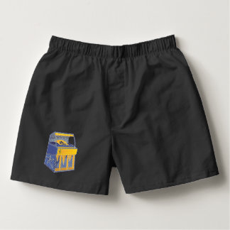 Retro Jukebox Boxers