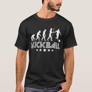 Retro Kickball Evolution T-Shirt