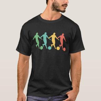 Retro Kickball Pop Art T-Shirt