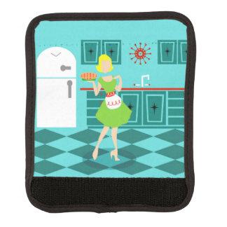 Retro Kitchen Luggage Handle Wrap