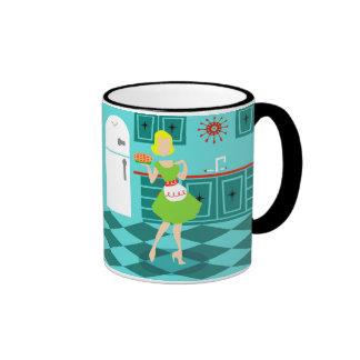 Retro Kitchen Mug