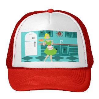 Retro Kitchen Trucker Hat