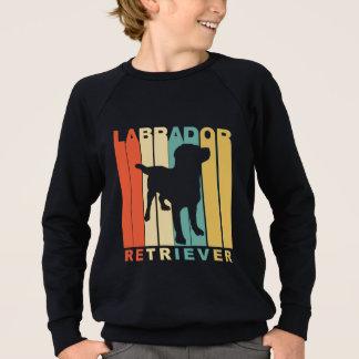 Retro Labrador Retriever Sweatshirt