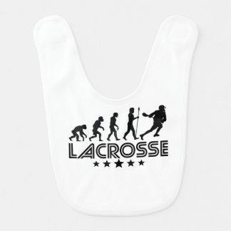 Retro Lacrosse Evolution Bib