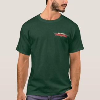 Retro Lane Autoworks Color T T-Shirt