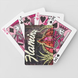 Retro Las Vegas Nevada Bicycle Playing Cards