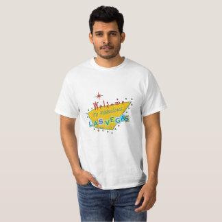 Retro Las Vegas Sign Shirt