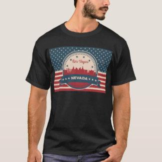 Retro Las Vegas Skyline T-Shirt