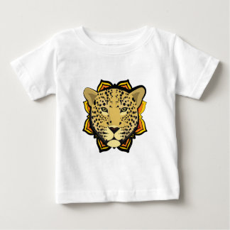 Retro Leopard Baby T-Shirt