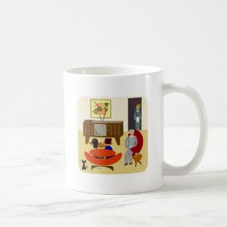 Retro Lifestyle Coffee Mug