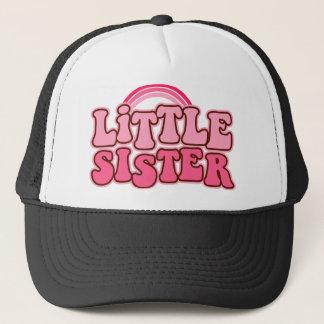 Retro Little SIster Trucker Hat