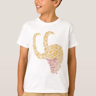 Retro Loki Head Collage T-Shirt