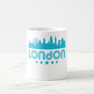 Retro London Skyline Coffee Mug