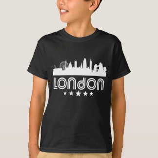 Retro London Skyline T-Shirt