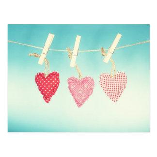 Retro Love Post Cards