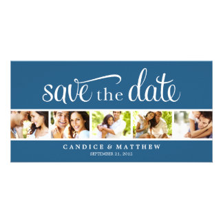 RETRO LOVE | SAVE THE DATE ANNOUNCEMENT CARD
