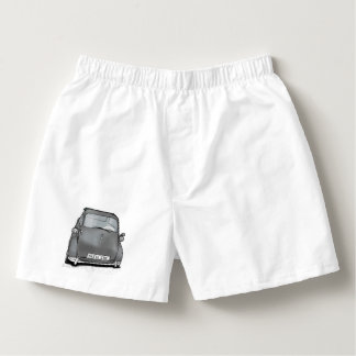 retro machine boxers